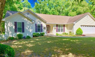 Winder Single Family Home New: 157 Pine Rock Rd