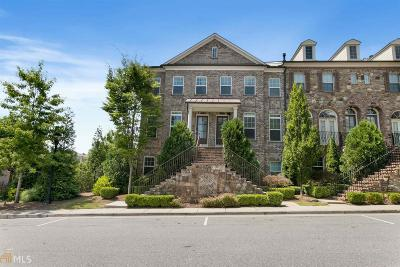 Brookhaven Condo/Townhouse For Sale: 3643 Brookleigh Ln