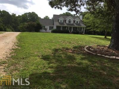 Griffin Single Family Home For Sale: 255 South Walkers Mill Rd #45