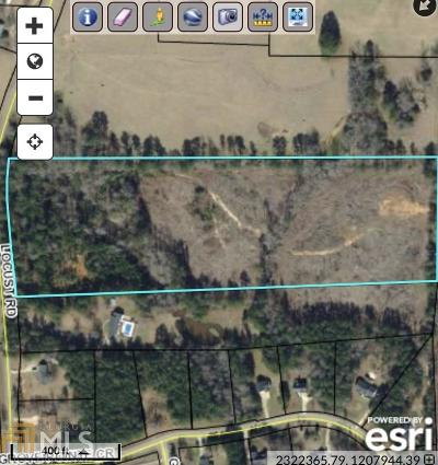 Locust Grove Residential Lots & Land New: Locust Rd