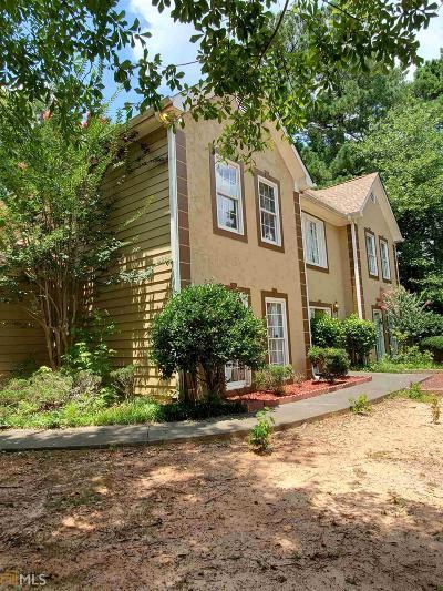Fayetteville Single Family Home New: 12113 Plantation Pkwy