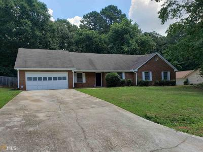 Rockdale County Single Family Home New: 251 SE Bridgewood Dr