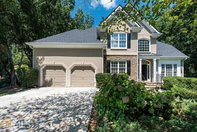 Woodstock Single Family Home New: 1080 Towne Lake Hills