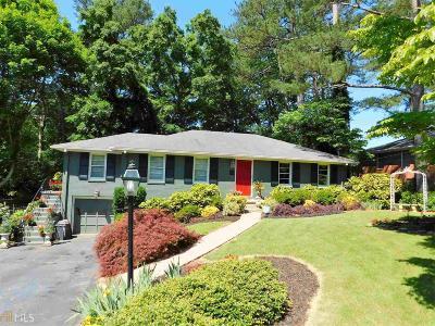Smyrna Single Family Home New: 2910 Hillside Rd