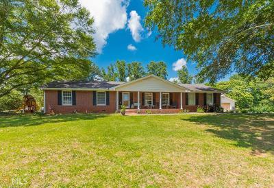 Cherokee County Single Family Home New: 511 Bart Manous Rd