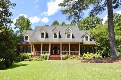Griffin Single Family Home For Sale: 403 N Pine Hill Rd