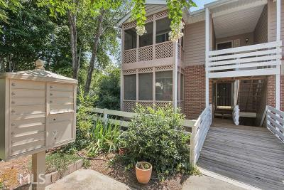 Roswell Condo/Townhouse Back On Market: 226 Quail Run