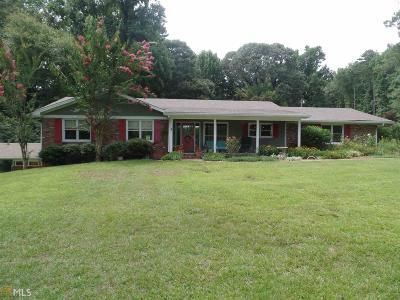 Stockbridge Single Family Home New: 1807 Old Conyers Rd
