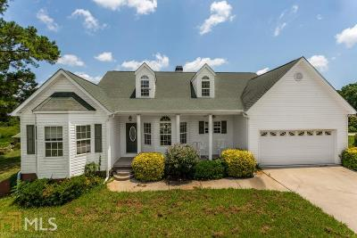 Griffin Single Family Home For Sale: 1817 S Walkers Mill Road
