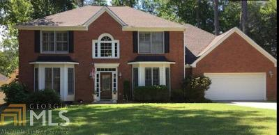 Johns Creek Single Family Home Under Contract: 11300 Vedrines Dr