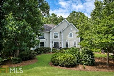 Roswell Single Family Home New: 490 Saddlebrook Dr