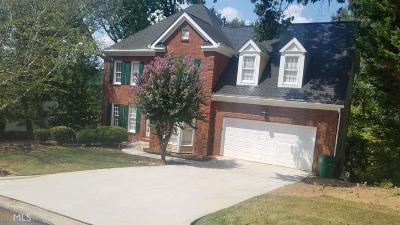 Stone Mountain Single Family Home New: 7296 Wood Hollow Way #0/15
