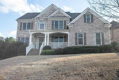 Dacula Single Family Home New: 1763 Crossvale Dr