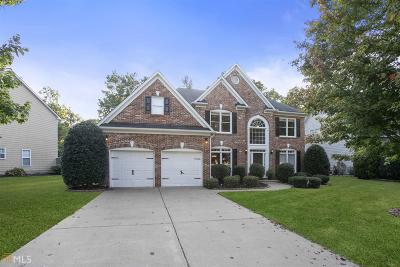 Suwanee Single Family Home New: 4228 Wyndam Hill