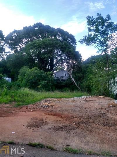 Atlanta Residential Lots & Land New: 1063 Regent St