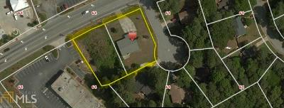 Lilburn Residential Lots & Land New: 1057 Dickens