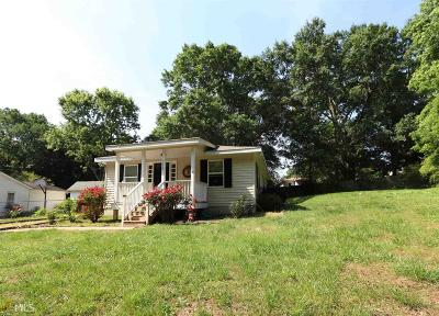 Flowery Branch Single Family Home New: 3538 Browning Dr