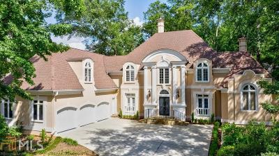 Johns Creek Single Family Home New: 5515 Chelsen Wood Dr