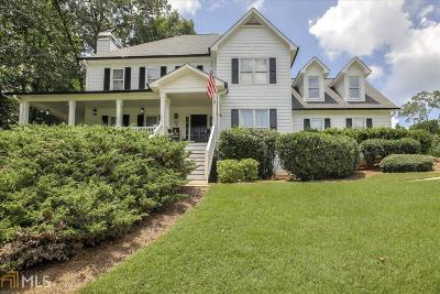 Douglasville Single Family Home New: 19 Mulberry