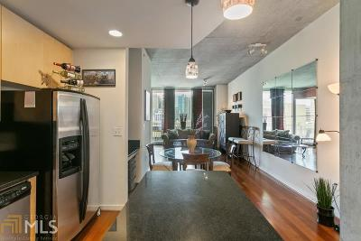 Spire Condo/Townhouse For Sale: 860 Peachtree St #903