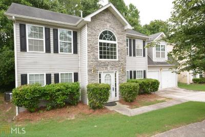 Snellville Single Family Home New: 5043 Laythan Jace Ct
