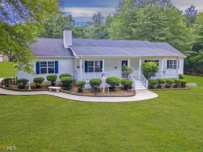 Douglasville Single Family Home New: 8901 Brewer Rd #5 Acres