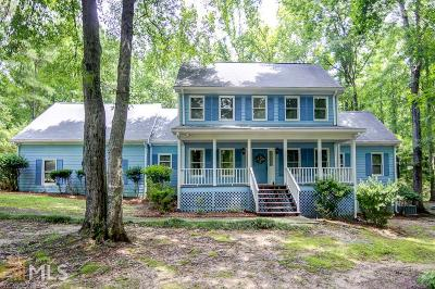 Tyrone Single Family Home New: 240 Chimney Springs Rd