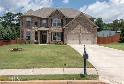 McDonough Single Family Home For Sale: 313 Sonoma Ln