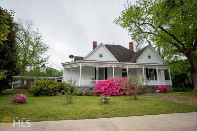 Mansfield Single Family Home New: 3626 Highway 213