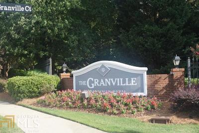 Sandy Springs Condo/Townhouse New: 633 Granville Ct