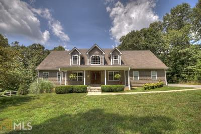 Ellijay Single Family Home New: 1691 Johnson Mill Rd