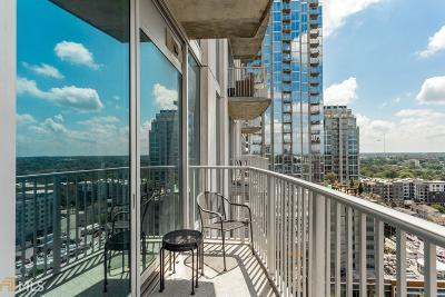 Spire Condo/Townhouse For Sale: 860 NE Peachtree St #1608