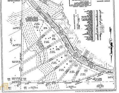 Douglasville Residential Lots & Land New: Denton Rd #58
