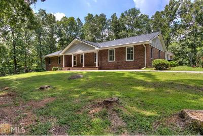 Cartersville Single Family Home New: 119 Mountain View Dr