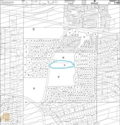 Gwinnett County Residential Lots & Land New: 3458 S Scales Rd
