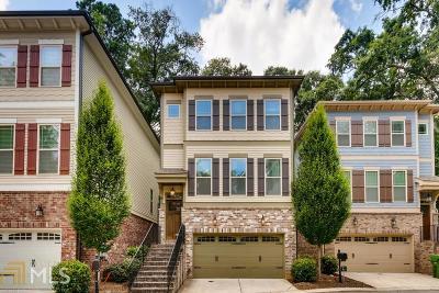 Atlanta Single Family Home New: 2106 Elvan Cir