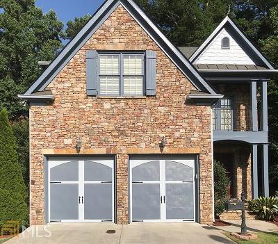 Atlanta Single Family Home New: 2659 Brickell Sq
