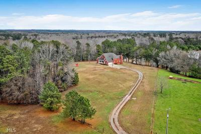 Henry County Single Family Home New: 200 Harris Dr