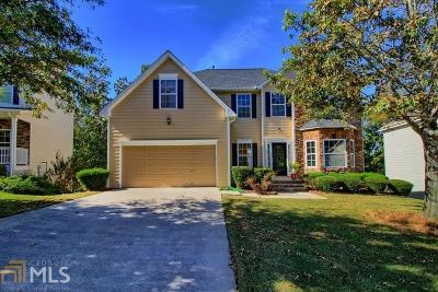 Suwanee Single Family Home New: 1255 Red Cedar Trl