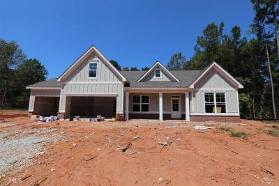 Social Circle Single Family Home New: 1001 Riverstone Dr
