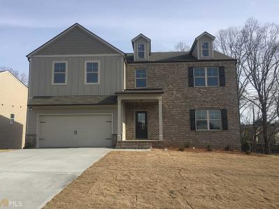 Flowery Branch Single Family Home New: 6882 Lancaster Xing