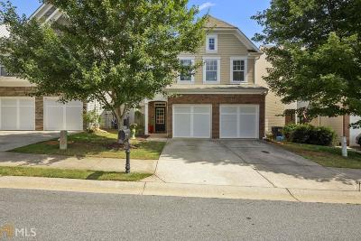 Canton Single Family Home Under Contract: 821 Forythia