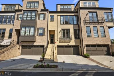 Smyrna Condo/Townhouse New: 2120 Peach Ln
