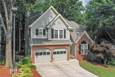 Douglasville Single Family Home New: 3523 Fairgreen Ct