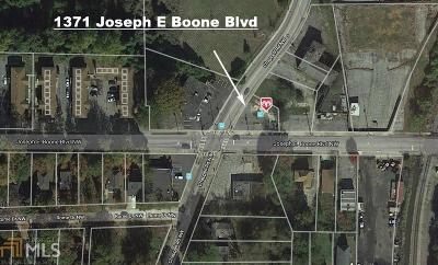 Atlanta Commercial For Sale: 1371 Joseph E Boone Blvd