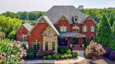 Alpharetta Single Family Home New: 16065 Segwick Dr