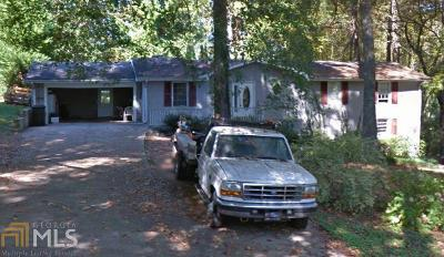 Marietta Single Family Home New: 3330 Maxwell Dr