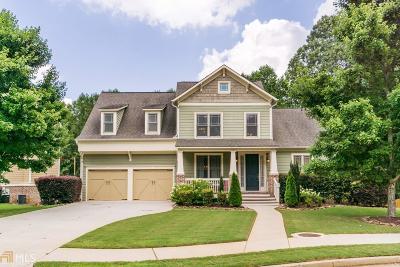 Hoschton Single Family Home New: 5957 Deer Chase Ln