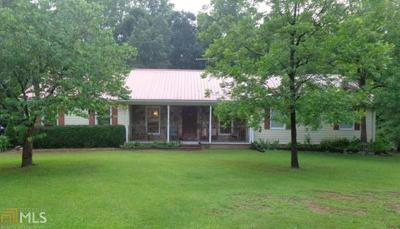 Jackson Single Family Home New: 2390 Keys Ferry Rd