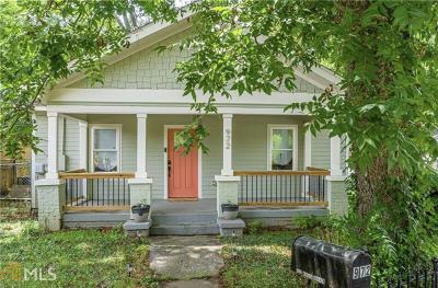 Washington Park Single Family Home For Sale: 972 Mayson Turner Rd